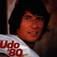 "UDO JÜRGENS ""UDO 80"" CD NEUWARE"
