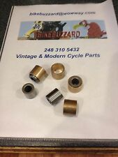 Vintage Fox Piggyback  22mm Lower / Upper Shock Shocks Bushing SET of 4 NEW!