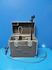 OLYMPUS Tapered Flex IV7D6X1-26 Borescope W/ Light Source, Camera & Case ~ 14961
