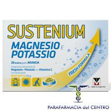 SUSTENIUM MAGNESIO POTASSIO 28 BUSTINE GUSTO ARANCIA