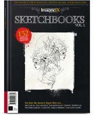 SKETCHBOOKS ImagineFX Magazine Issue 01 Revised