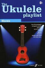 El ukelele lista de reproducción: muestra-más de 30 Showstoppers dispuesto para ukelele