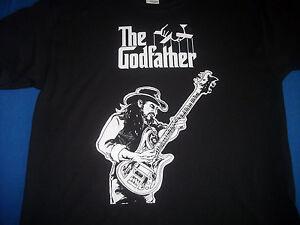 Lemmy the godfather of metal t-shirt,thrash metal,heavy metal,motorhead,punk
