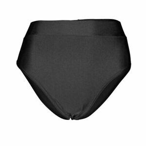 Nylon Shinny High Cut Dance Pants (Kids Sizes)