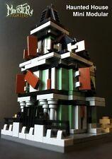 LEGO Mini Modular Haunted House 10228 PDF Instructions LDD Files