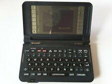 Sharp ZR-5000 PDA Organizer Vintage Touchscreen Zaurus