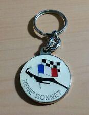 Rene Bonnet Matra Schlüsselanhänger - Maße Logo 37mm