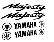 Kit adesivi yamaha majesty 125 150 250 400 adesivo