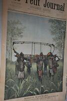 Le Petit journal Supplément illustré 28 mai 1899 / Mission Marchand