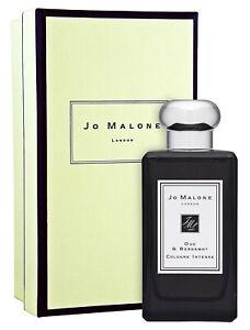 Jo Malone Oud & Bergamot Cologne 3.4 fl oz