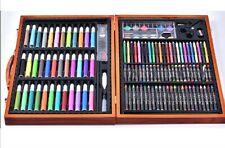 150pc Art Drawing Set Kit For Kids Children's Teens Adults Supplies Paint Pencil