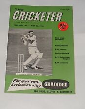 THE CRICKETER MAY 12TH 1962 - WAS THIS AUSTRALIA'S GREATEST SIDE?