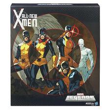 MARVEL LEGENDS All New X-MEN 5 figure set_CYCLOPS_MARVEL GIRL_BEAST_ANGEL_ICEMAN