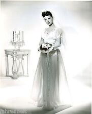 ORIGINAL B&W GERALDINE BROOKS PIN UP GIRL PHOTO 1940's  WARNER BROS 8X10 #5