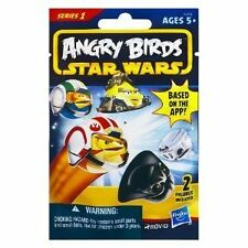 NEW Angry birds Star Wars Figures: Quanity 2 per pack