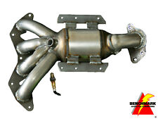 Exhaust Manifold with Integrated Catalytic Converter Benchmark BEN71609
