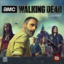 The Walking Dead Square Kalender 2020 quadratisch 30 x 30 cm