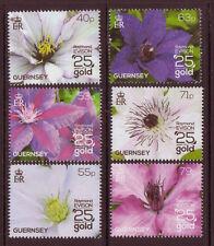 Flowers Channel Islander Regional Stamp Issues