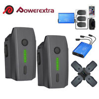 Intelligent Battery & Charger For DJI Mavic Pro /Platinum /Alpine Drone 3830mAh