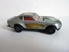 DATSUN 240 Z RALLY CAR 1/43 MATCHBOX SPEEDKINGS K 52 1974