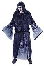mens halloween fancy dress costume  grim reaper scream soul taker