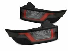 Set of LED Tail Lights Land Range pour Rover Evoque from 2011-Red White Black BE