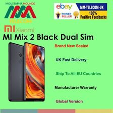 BRAND NEW SEALED FACTORY UNLOCKED XIAOMI MI MIX 2 64GB BLACK DUAL SIM GLOBAL