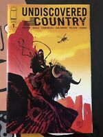 UNDISCOVERED COUNTRY #1 (2019) Dani Variant COMIC TOM 101 EXCLUSIVE LIMITED  NM+