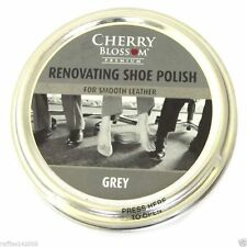 Cherry Blossom Premium Renovating Shoe Polish Smooth Leather Boot Cream 50ml
