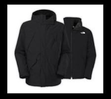 THE NORTH FACE Precipice TRICLIMATE 3 in 1 ski snowboard JACKET size Large