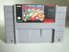 Super Punch-Out SNES (Super Nintendo, 1994) Game only