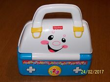 FISHER PRICE MUSICAL BATTERY OPERATED DR. KIT INCLUDES BP CUFF  WORKS 2013