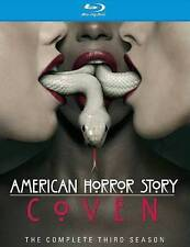 American Horror Story: Coven (DVD, 2014, 4-Disc Set) Jessica Lange  NOT BLU-RAY