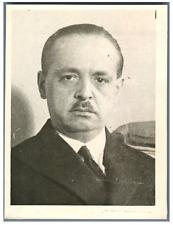 Hongrie, Comte Csaky  Vintage silver print Tirage argentique  11x15  1927