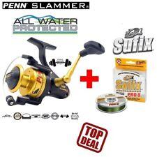 Penn Slammer 360 +350m Sufix Pro8  19kg