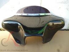 "HONDA VTX BATWING FAIRING W TRIM WINDSHIELD C R S 1800 1300 BAGGER 4x5"" SPKS"