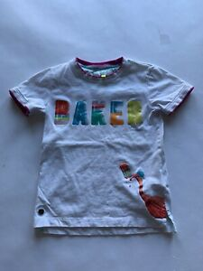 TED BAKER Flamingo boys t- shirt 4-5 Yeras