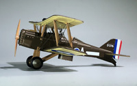 New 1/72 Scale WWI Royal Air Force SE 5A Biplane Aircraft Metal + PVC Model