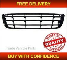 Vw Touran 2007-2011 Front Bumper Lower Centre Grille New Insurance Approved