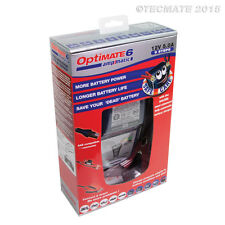Optimate 6 Ampmatic Charger & Maintainer 2017 Model (New)