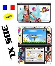 SKIN STICKER AUTOCOLLANT DECO POUR NINTENDO 3DS XL - 3DSXL REF 208 SOY LUNA