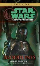 Bloodlines (Star Wars: Legacy of the Force - Legends) Traviss, Karen Mass Marke