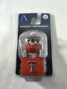 Texas Tech Red Raiders Mascot Ornament NCAA Team Sports America