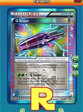 G Scope ACE SPEC -  for Pokemon TCG Online (DIGITAL ptcgo in Game Card)