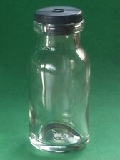 Sterile Sealed Vial (25) HCG Diet Mixing 30ML Aluminum Seals /Flip Top EAZY OFF