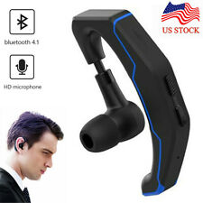 Bluetooth Stereo Headset Wireless Music Headphone Voice Control For Samsung Htc