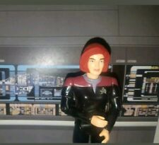 "Star Trek Voyager "" Janeway "" action figure FanFigures ""made to order""custom"