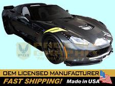 2016 2017 Corvette C7 Wide Body Grand Sport Z06 Hash Marks Decals Stripes Kit