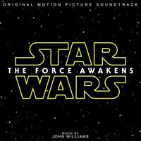STAR WARS The Force Awakens (2015) 23-track CD album BRAND NEW John Williams