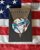 NEW SEALED Superman Man of Tomorrow Vol 3 DC Archive Comics Hardback Hardcover